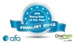 AFA Rising Star of the Year 2012