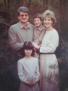 The Suggars Family 1983
