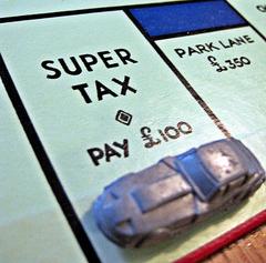 Taxing super